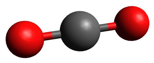 geometria molecular co2: