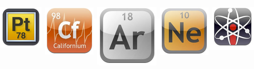 Aplicativos de Química para iOS