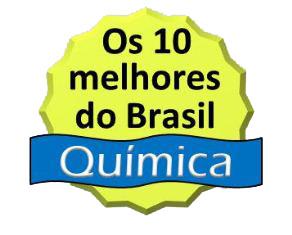 Química Sem Segredos No Top-10 Sites do Brasil!
